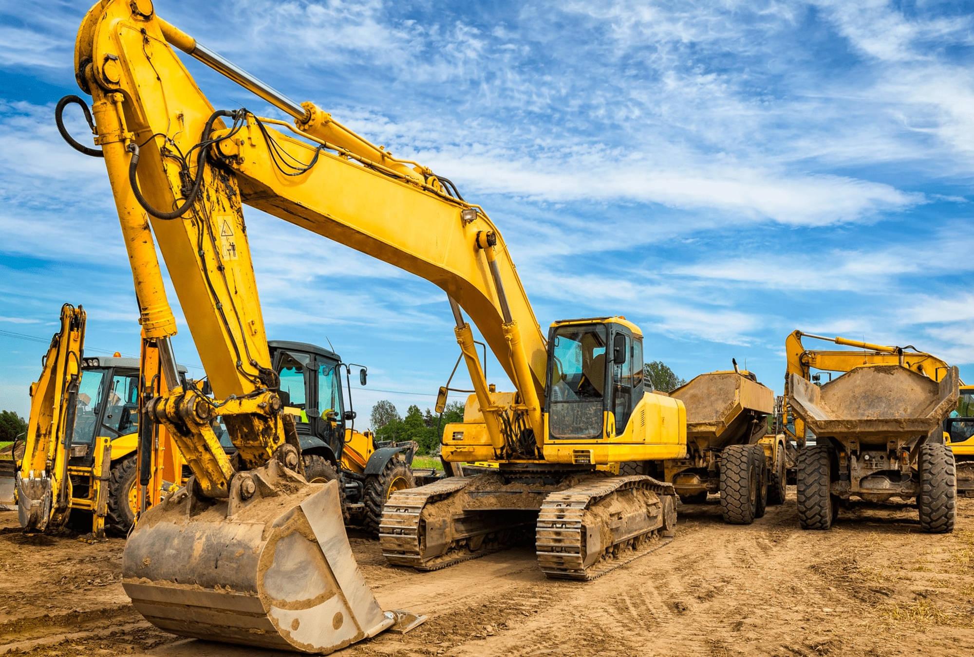 Услуги със строителна механизация