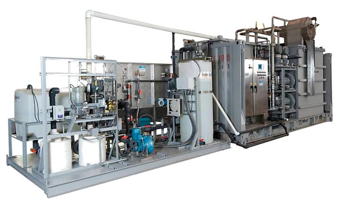 Пречиствателни станции за индустриални води