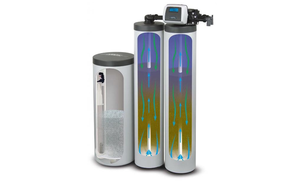 Инсталации за омекотяване на вода